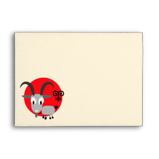 Chinese Year of the Goat / Ram / Sheep Envelopes