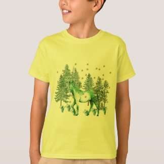 Chinese Year Of The Green Horse T-Shirt