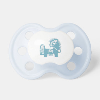 Chinese Year of the Horse Gift Newborn Pacifier