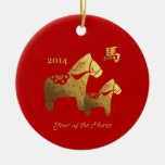 Chinese Year of the Horse Gift Ornaments