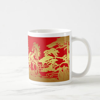Chinese Year Of The Horse Mug