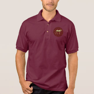 Chinese Year Of The Horse Polo Shirt
