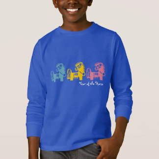 Chinese Year of the Horse Shirts