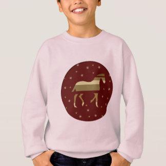 Chinese Year Of The Horse Sweatshirt