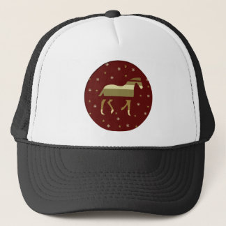 Chinese Year Of The Horse Trucker Hat