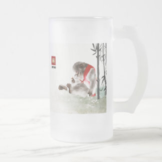 Chinese Year of the Monkey 2016 Gift Beer Mugs