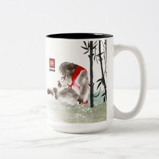 Chinese Year of the Monkey 2016 Gift Mugs