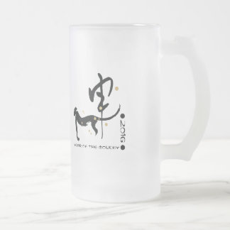 Chinese Year of the Monkey Gift Beer Mugs