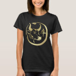 Chinese Year of the Ox 2021 T-Shirt