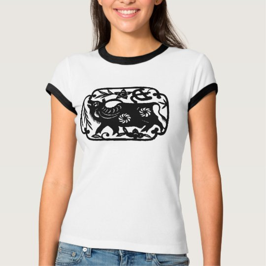 Chinese Year of the Ox tee