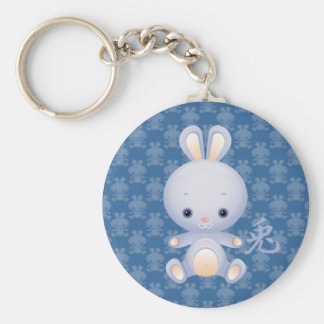 Chinese Year of the Rabbit Keychain
