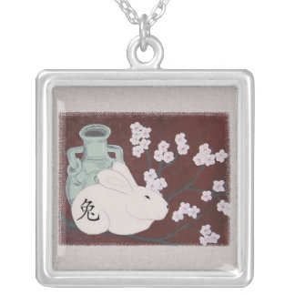 Chinese Year of the Rabbit Necklace