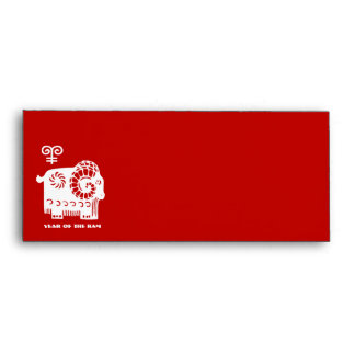 Chinese Year of the Ram / Sheep Red Envelopes