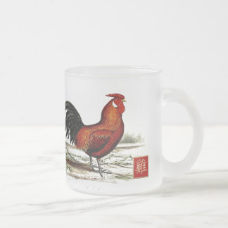 Chinese Year of the Rooster Gift Mugs
