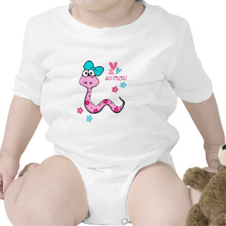 Chinese Year of the Snake Fun Infant Creeper