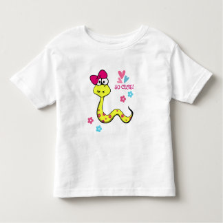 Chinese Year of the Snake Fun Infant T- Shirt