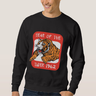 Chinese Year of The Tiger 1962 Dark T-Shirts
