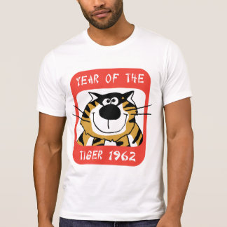 Chinese Year of The Tiger 1962 T-Shirt