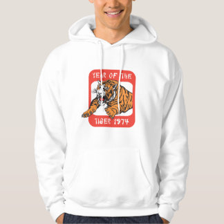 Chinese Year Of The Tiger 1974 T-Shirts
