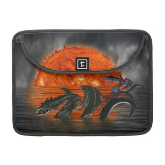 Chinese Year of the Water Dragon MacBook Sleeve