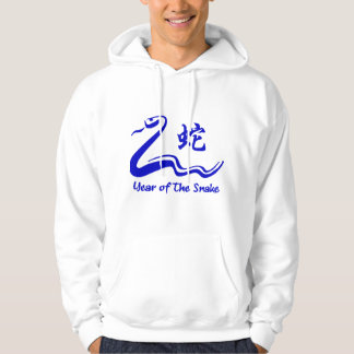 Chinese Year of The Water Snake 1953 2013 Hoody