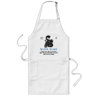 Chinese Year of The Water Snake 1953 2013 Long Apron