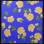 "Chinese yellow roses pattern blue cloth napkins<br><div class=""desc"">vintage, yellow, roses, rose, &quot;yellow roses&quot;, flowers, &quot;yellow flowers&quot;, flower, floral, garden, spring, summer, &quot;english garden&quot;, english, flowery, romantic, romance, &quot;shabby chic&quot;, sweet, girly, girlie, girls, british, soft, feminine, sweet, green, leaves, country, &quot;country garden&quot;, beautiful, pretty, &quot;girly girl&quot;, &quot;country cottage&quot;, cottage, &quot;yellow flower&quot;, &quot;yellow rose&quot;, &quot;yellow roses&quot;, petals, blooms, blooming,...</div>"