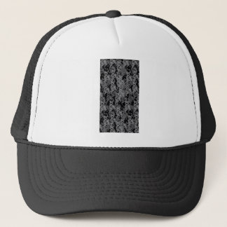 Chinese Ying Yang Dragon Trucker Hat