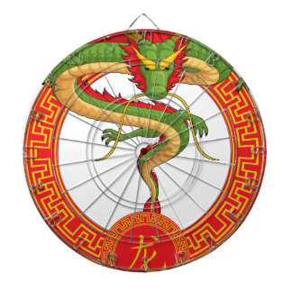 Chinese Zodiac Animal - Dragon Dart Board