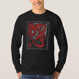 Chinese Zodiac - Chinese Zodiac Dragon Black T-Shirt