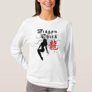 Chinese Zodiac Dragon Chick T-Shirt