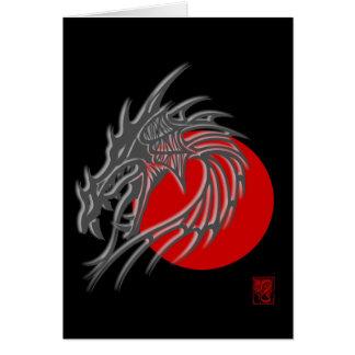 Chinese Zodiac - Dragon Gift Greeting Card