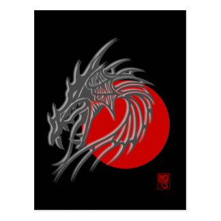 Chinese Zodiac - Dragon Gift Postcard