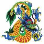 Chinese Zodiac Dragon Polos