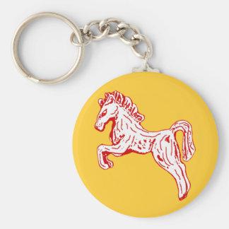 Chinese Zodiac Horse Key Chain