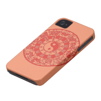 """Chinese Zodiac"" iPhone 4 Case"