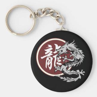 Chinese Zodiac Sign Dragon Key Chains