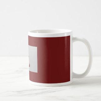 Chinese zodiac sign Rabbit red Coffee Mug