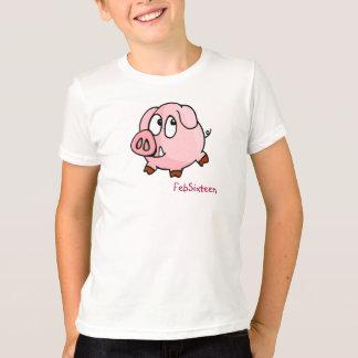 Chinese Zodiac Signs: Pig T-Shirt