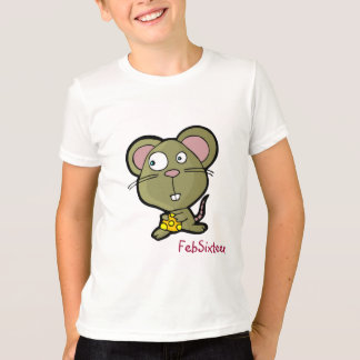 Chinese Zodiac Signs: Rat T-Shirt
