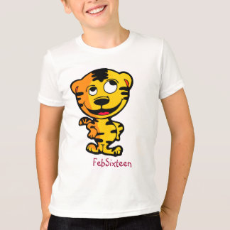 Chinese Zodiac Signs: Tiger T-Shirt