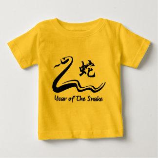 Chinese Zodiac Snake Baby T-Shirt