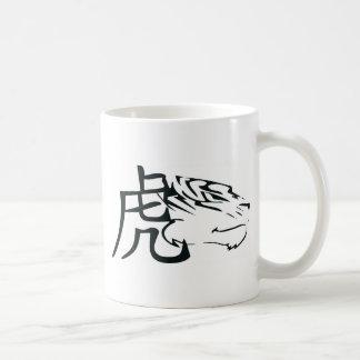 Chinese Zodiac Tiger Coffee Mug