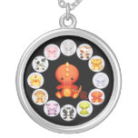 Chinese Zodiac Year of the Dragon 2012 Necklace