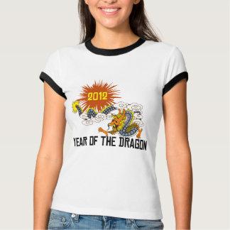 Chinese Zodiac Year of The Dragon 2012 T-Shirt