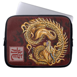 Chinese Zodiac Year of the Dragon Electronics Slee Computer Sleeve