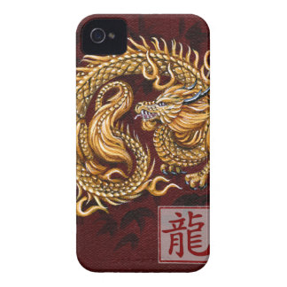 Chinese Zodiac Year of the Dragon Case-Mate iPhone 4 Case