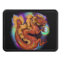 chinese zodiac year of the dragon hitch cover