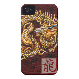 Chinese Zodiac Year of the Dragon iPhone4 BarelyTh Case-Mate iPhone 4 Case