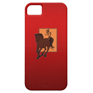 Chinese Zodiac Year of The Horse iPhone SE/5/5s Case